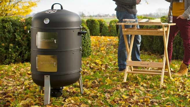 barbecue weber fumage. Black Bedroom Furniture Sets. Home Design Ideas