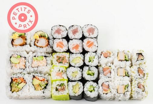 D couvrez le nouveau matsuri edouard borie - Restaurant japonais tapis roulant paris ...