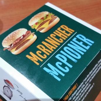mcdonalds test burger mcdonalds