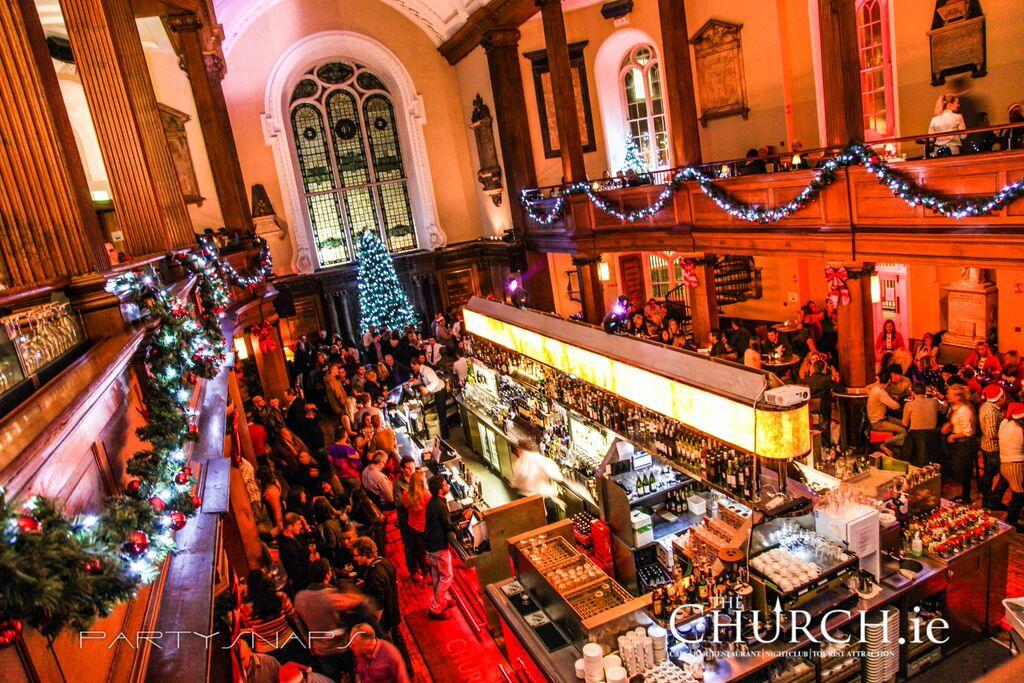 Id es d 39 adresses pour un week end dublin edouard borie for Food bar on church