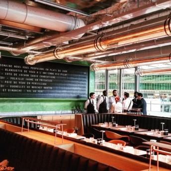 restaurant champeaux alain ducasse service
